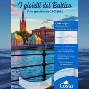 Capitali Baltiche da Cagliari