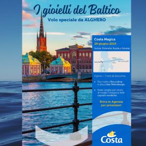 Capitali Baltiche da Alghero