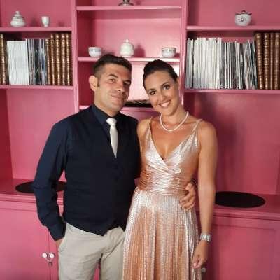 Pier Paolo e Cristina
